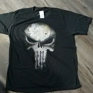 Marvel The Punisher Tee XL new